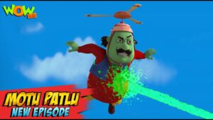 Read more about the article Motu Patlu New Episodes 2021 | Cyrus Ka Virus | Funny Stories | Wow Kidz