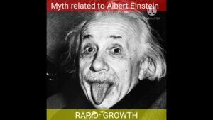 Read more about the article Myth related to Albert Einstein #shorts #myth #viral #status
