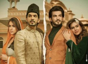 Read more about the article Nia Sharma and Arjun Bijlani depict heartbreaking love story in 'Tum Bewafa Ho'