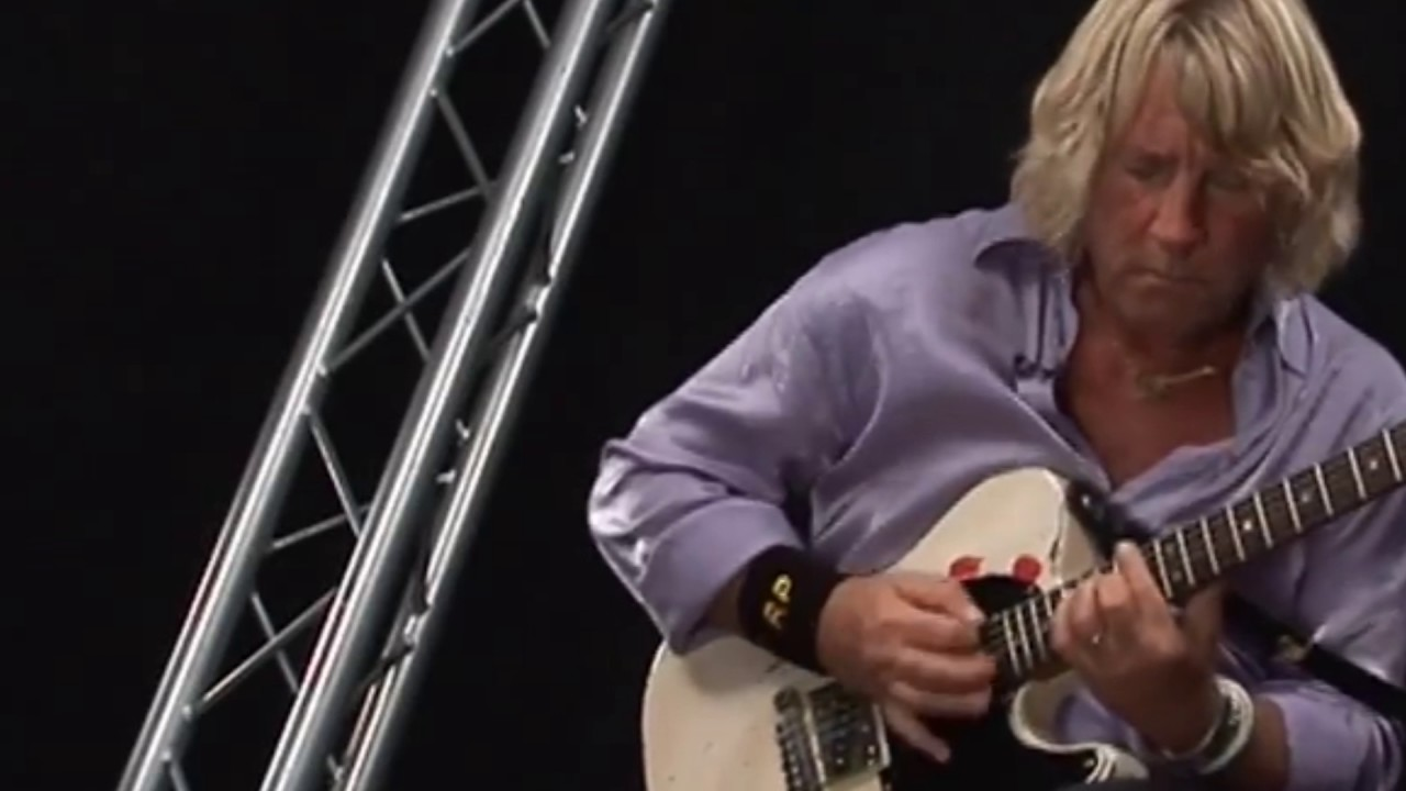 You are currently viewing Status Quo – Mean Girl, Rick Parfitt's left channel