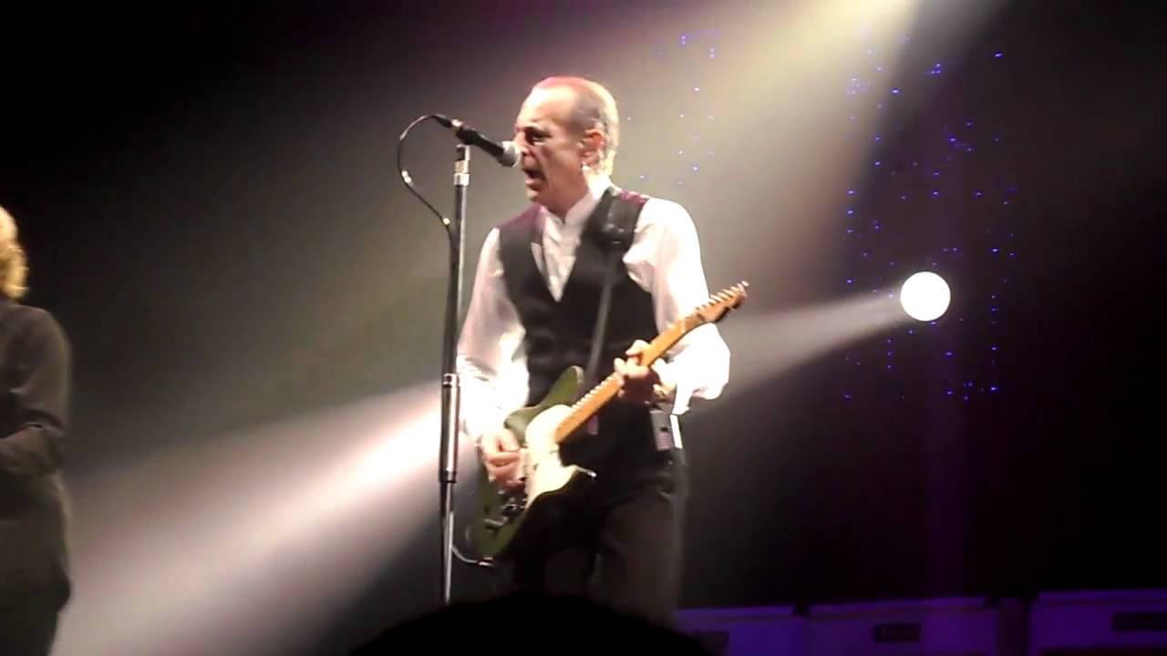 You are currently viewing Status Quo Mean Girl/Softer Ride Wembley Arena London 11:e dec 2010
