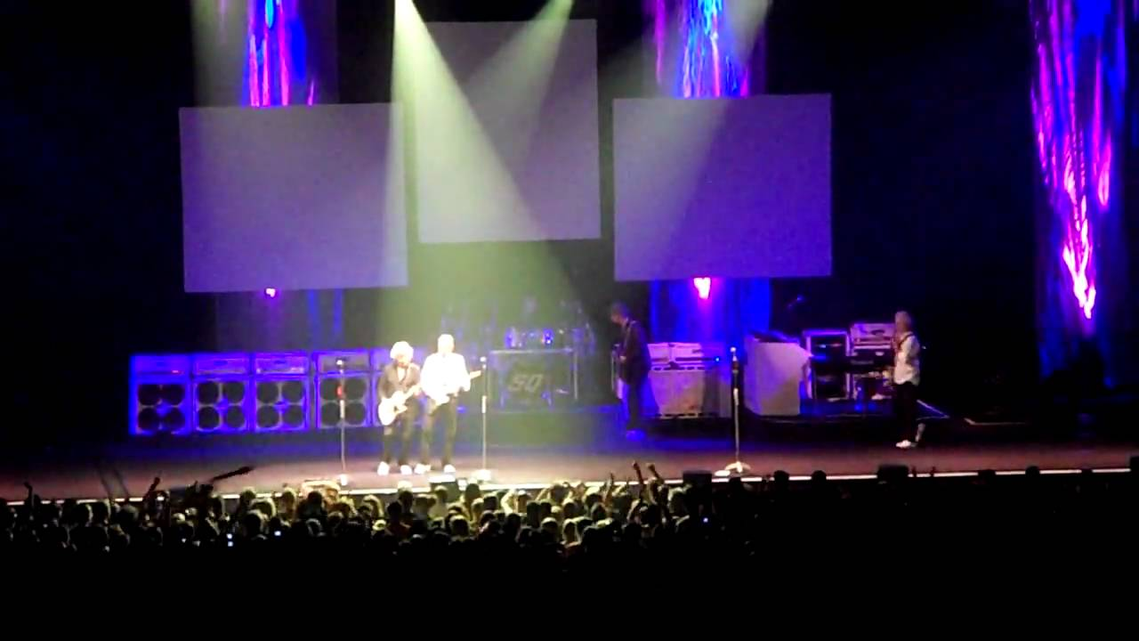 You are currently viewing Status Quo, Mean Mean Girl & Softer Ride, Hallenstadion 22.Aug.2009