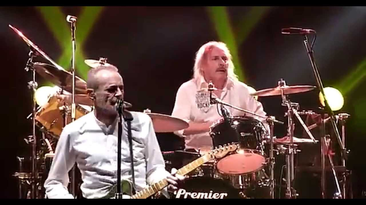 You are currently viewing Status Quo-Railroad (Hammersmith London  29/03/2014)