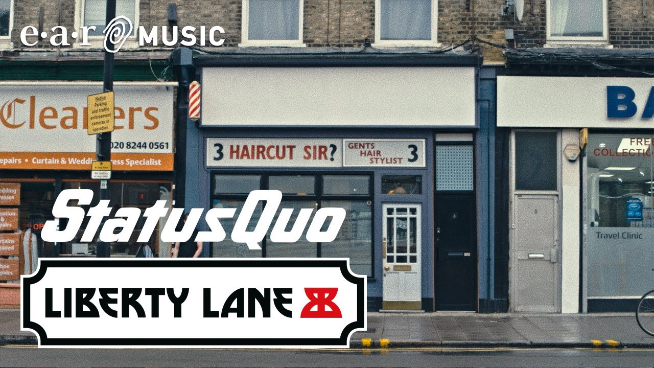 """You are currently viewing Status Quo """"Liberty Lane"""" Official Music Video – New album """"Backbone"""" out now"""
