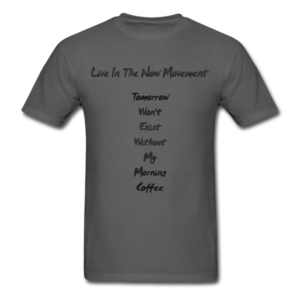 Read more about the article TWE Unisex Shirt – Coffee – charcoal / S