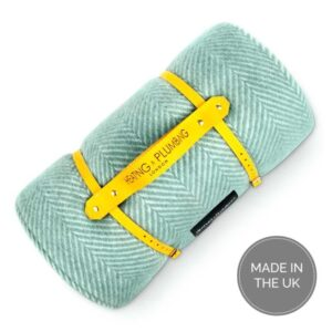 Read more about the article The Heating & Plumbing London Ultimate Picnic Toolkit – Mint Green & Yellow