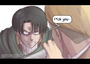Read more about the article The start of a love story AoT x Breaking Bad quotes anyone? (I used refs from pt