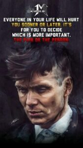 Read more about the article Tommy shelby quotes