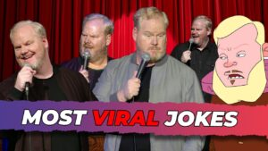 """Read more about the article Top 5 MOST VIRAL Stand-up Jokes from """"Pale Tourist"""" Jim Gaffigan"""