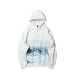 Read more about the article Wisdom Tooth Hoodie – White / M