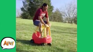 Read more about the article You KNOW This Ends POORLY, Right?! 😂 | Funny Fails | AFV 2021