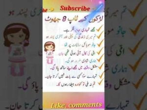 Read more about the article jokes 8 jhoot    funny jokes WhatsApp status in urdu & hindi    #shorts    Manthar Knowledge