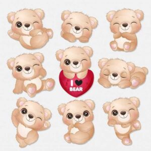 Read more about the article #🧸️टेडी बेयर🐻BEAR🧸️टेडी बेयर🐻 By 🇦⃟ʙʜɪ ͥ   ᷧ  ᷟ on ShareChat – WAStickerApp, Status, Videos and Friends