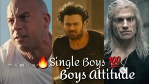 Read more about the article 🔥 𝐁𝐨𝐲𝐬 𝐀𝐭𝐭𝐢𝐭𝐮𝐝𝐞 😎 Top 5 Attitude Status  | Single Boys Attitude | Boys Attitude Status