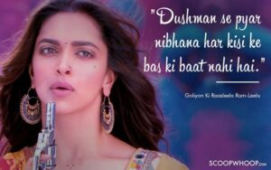 Read more about the article 10 Unforgettable Dialogues That Define Deepika Padukone's Memorable Journey In Bollywood