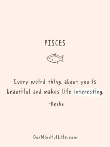 Read more about the article 36 Pisces Quotes That Tell The Truth Of Pisces Personalities