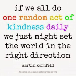 52 Acts of Kindness – Leah With Love