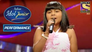 Read more about the article Anjana's Melodious Performance   Indian Idol Junior