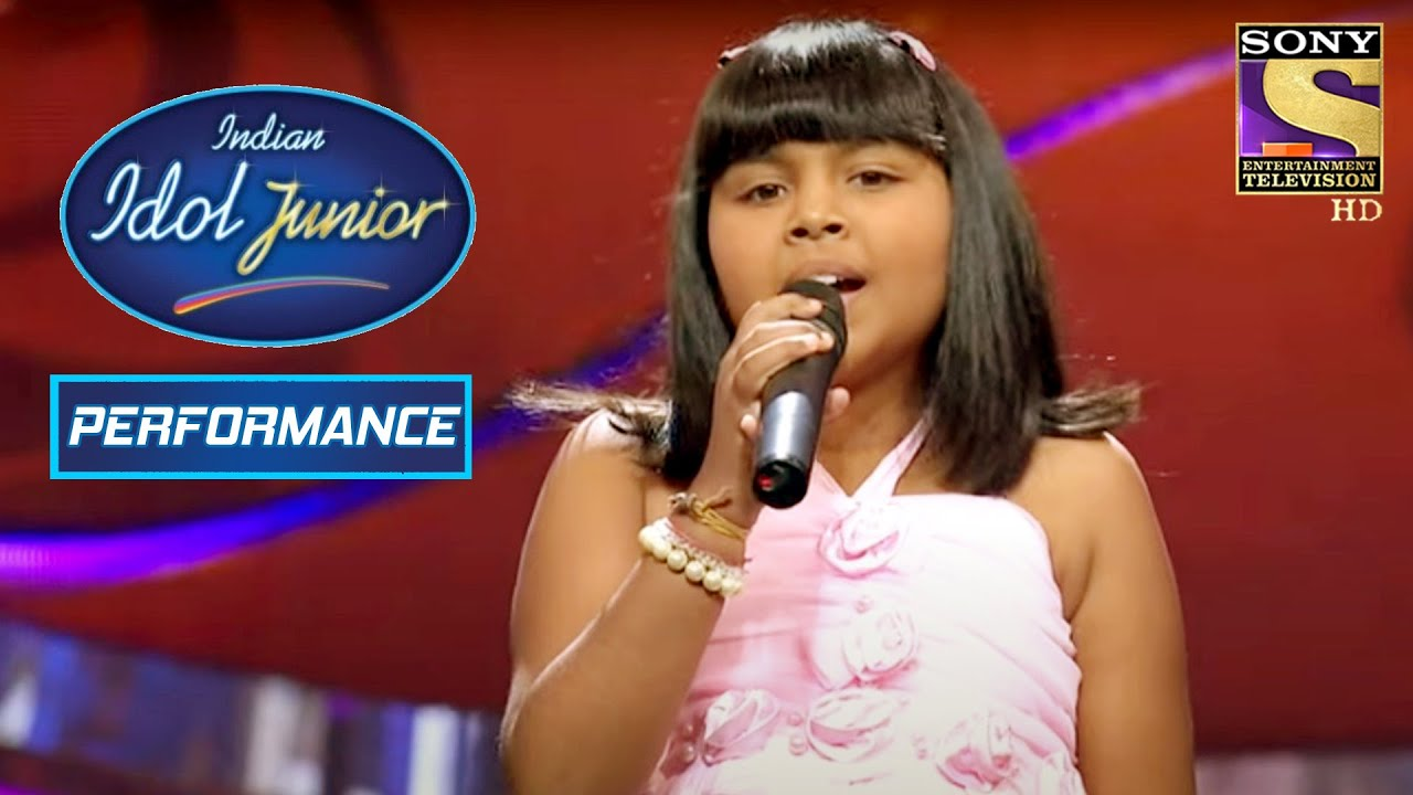 You are currently viewing Anjana's Melodious Performance   Indian Idol Junior