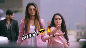 Read more about the article Attitude For Girl's New Whatsapp Status Video   Crazy Girls Attitude Status