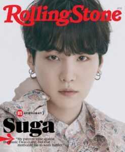 Read more about the article BTS digital cover spotlight: Suga on depression, staying hungry after conquering