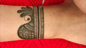 Read more about the article Back full hand mehndi designs || simple mehndi designs || #shorts