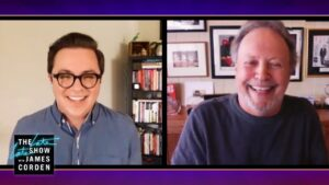 Read more about the article Billy Crystal Tells Jokes for Senior Citizen COVID Hotline