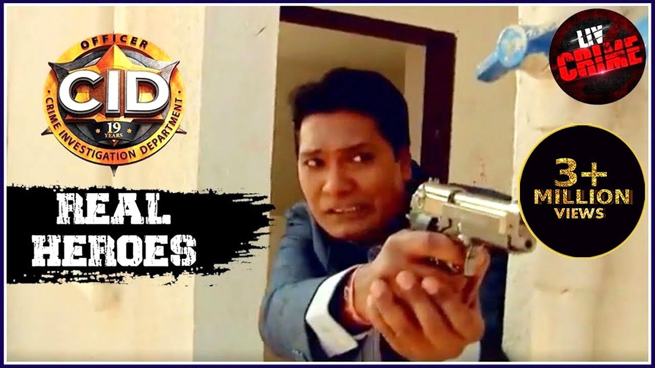 You are currently viewing Black Diwali for CID ? | Part-2 | C.I.D | सीआईडी | Real Heroes