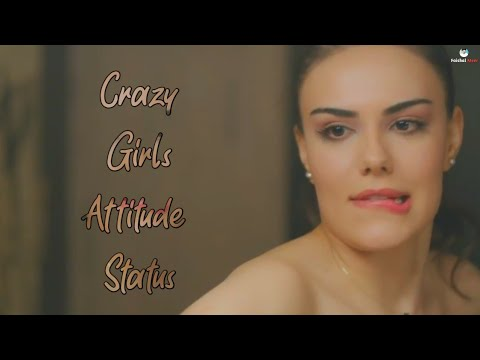 You are currently viewing 😀 Crazy Girl Status | Girls Attitude Status 🔥 Attitude Status | Faishal Meer Status