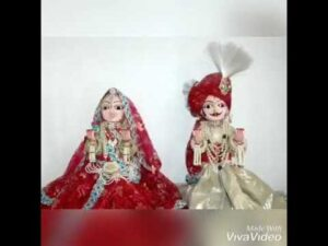 Read more about the article Cute Gor And Isar pics    gangaur    festival celebrations