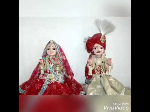 You are currently viewing Cute Gor And Isar pics || gangaur || festival celebrations