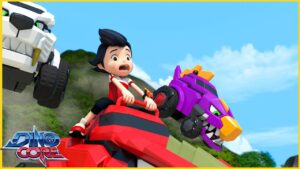 Read more about the article [DinoCore] Official | Heroes Cartoon | Cartoon Crazy | Doctor Patient Funny Video | Cartoon For Kids