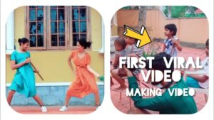 Read more about the article First Viral Video #shortvideo Making video