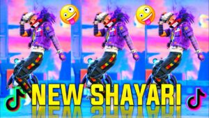 Read more about the article Free Fire New Shayari Video    Free Fire Tik Tok Shayari Video #Part75