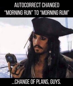 Read more about the article Going for a Morning Rum
