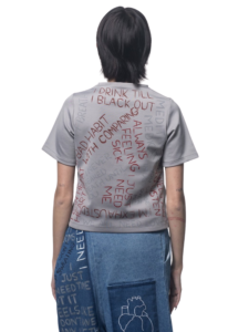 Read more about the article Grey T-Shirt – L / Custom Marked