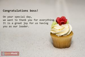 Read more about the article Happy birthday wishes for BOSS (मालिक)