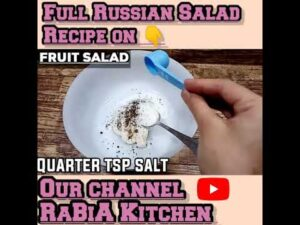 Read more about the article How to make Fruit salad tor weight loss #viral #Short #Video