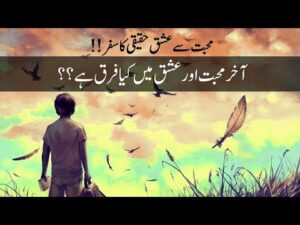 Read more about the article Ishq aur Muhabbat – Heart touching Lines in Urdu About Love