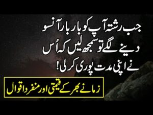 Read more about the article New post (Amazing Urdu Quotations On Life   Life Changing Urdu Hindi Quotes  Mot