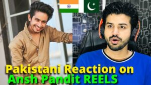 Read more about the article Pakistani React on Ansh Pandit Latest Shayari REELS VIDEOS   Reaction Vlogger