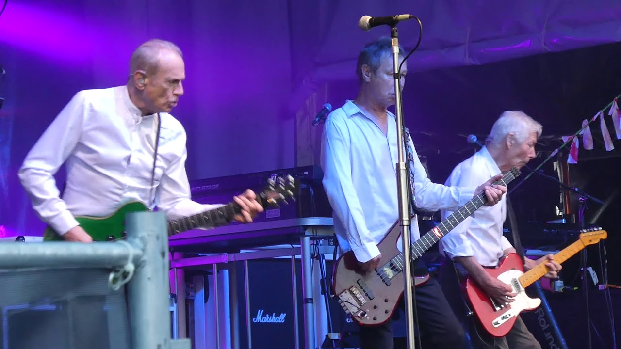 You are currently viewing Status Quo – Cut Me Some Slack + Liberty Lane @ Markdorf, Germany 2019-07-07