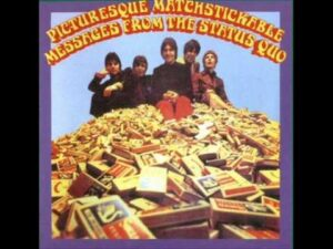Read more about the article Status Quo – Pictures of Matchstick Men  (Studio-Stereo 1968)