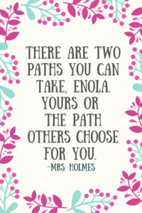 Read more about the article The Best Enola Holmes Quotes from the New Netflix Movie