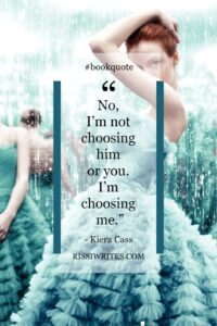 Read more about the article The Selection – A YA Dystopia Faces Courage in a Love Story