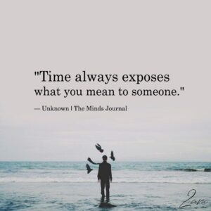 Read more about the article Time Always Exposes