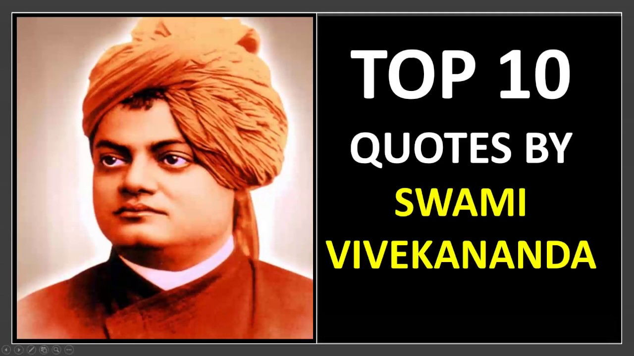 You are currently viewing Top 10 Swami Vivekananda quotes in English and Hindi – for Students and Success in life