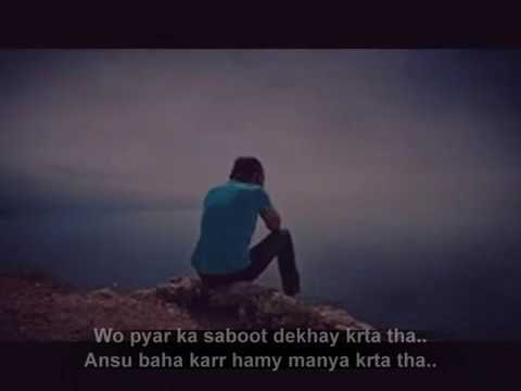You are currently viewing Two Line Sad Heart Touching Poetry|DHS humza |Urdu_Hindi Shyari|  poetry|Sad Poetry-