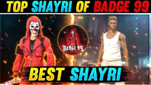 Read more about the article WHY BADGE 99 IS SHAYRI KING?
