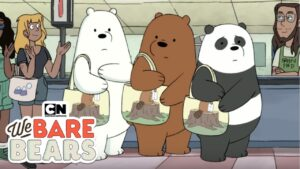 Read more about the article We Bare Bears   Tote Life (Hindi)   Cartoon Network